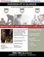Download the San Francisco Agenda At A Glance